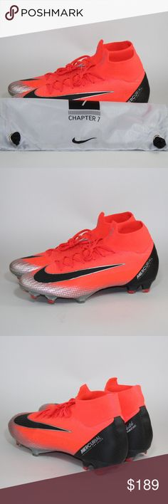 2fdd3c41a81d Nike Mercurial Superfly 6 Elite CR7 ACC FG Soccer Hello and Thank you for  Shopping here