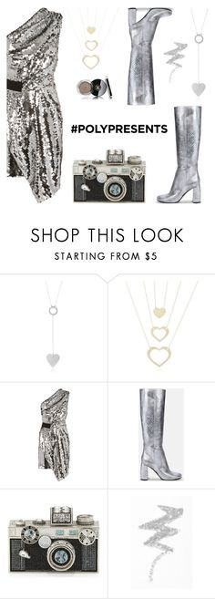 """""""#PolyPresents: Wish List"""" by samra-bv ❤ liked on Polyvore featuring Carven, STELLA McCARTNEY, Judith Leiber, NYX and Chanel"""