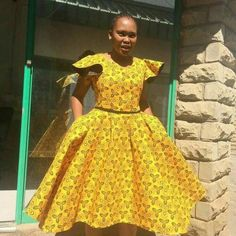 The Best Tswana African Traditional Wear Pictures. We have lots of tswana traditional dresses for bridesmaids, tswana wedding dresses pictures, tswana traditional wedding dresses, tswana makoti dress. African Print Dresses, African Print Fashion, African Fashion Dresses, African Dress, African Fabric, African Prints, African Clothes, Ankara Fashion, Ankara Fabric