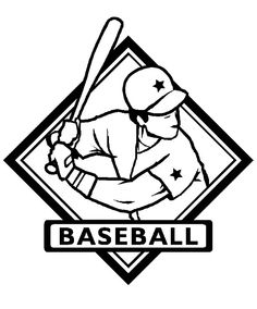 Baseball Coloring Page 15 For Kids And Adults From Sports Pages