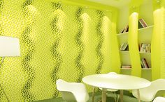 Interior view; Livingwalls Wallpaper 327091