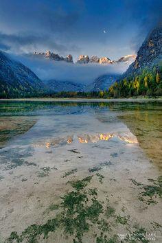 ✯ Landro lake, Trentino , Trentino alto Adige , Italy
