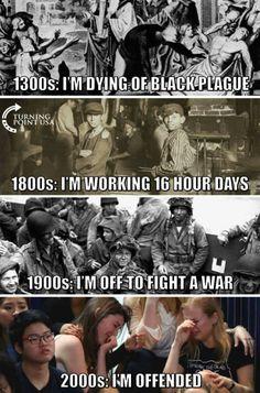 Dumbfk Millennials