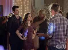 "LOVE THIS!! ""Sweetie Pies and Sweaty Palms"" - Pictured (L-R): Wes Brown as Dr. Judson Lyons and Rachel Bilson as Dr. Zoe Hart, and Wilson Bethel as Wade in HART OF DIXIE on THE CW. Photo: Adam Rose/The CW ©2011 The CW Network. All Rights Reserved."