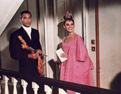 Audrey Hepburn as Holly Golightly Breakfast at Tiffany's