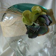 Turbante+para+arras+rafia+maril+y+hortensia+verde-azulada