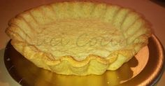 Fabulous recipe for base dough for sweet cakes. This dough for cake base . Pie Recipes, Cooking Recipes, Ricotta, Pan Dulce, Pastry And Bakery, Sweet Cakes, Sweet Bread, Cooking Time, Food And Drink