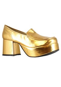 3f21d2d28b5  ad Men s Costume Gold Daddio Pimp Shoes. Price   54.99.Get down with