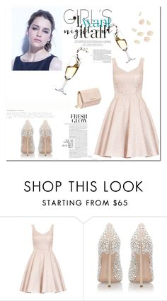 """""""Sem título #1626"""" by soniamazeto ❤ liked on Polyvore featuring Casadei and Givenchy"""