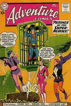 #dc #dccomics #legionofsuperheroes #superheroes #superboy #superman #manofsteel #comics #comicbooks #comiccovers #comicwhisperer