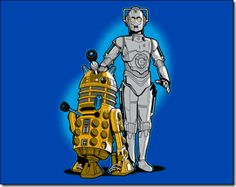 Dr. Who and Star Wars
