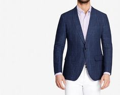 Bonobos Shawl Collar Unconstructed Linen Blazer  The Best Looking Affordable Blazers of Spring 2015 on Dappered.com