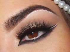 """! Maryam Maquillage !: """"Wintry Exotic"""" Arabic Makeup Tutorial"""