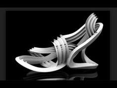 Технологии: 3D печатная обувь