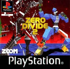 Old school video games: ZERO DIVIDE 2. Repin if you remember!