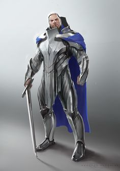 New fantasy art knight legends Ideas New Fantasy, Fantasy Male, Fantasy Armor, Medieval Fantasy, Fantasy Character Design, Character Concept, Character Art, Dnd Characters, Fantasy Characters