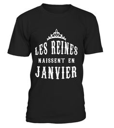 "# LES REINES NAISSENT EN JANVIER .  LES REINES NAISSENT EN JANVIER  Available in a variety of styles and colors  Buy yours now before it is too late!  Secured payment via Visa / Mastercard / Amex / PayPal  How to place an order Choose the model from the drop-down menu Click on ""Buy it now"" Choose the size and the quantity Add your delivery address and bank details And that's it!"