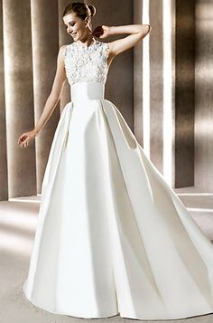 Elie Saab - if I could afford this dress I would renew my vows and wear it!