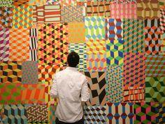 Barry McGee - painter and graffiti artist