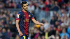 """FOTO: MIGUEL RUIZ - FCB  He has that """"You did not just go there"""" face"""