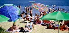 22. Juli, #Niedersachsen: So sieht Erfrischung in Altwarmbüchen bei #Hannover aus. Die Qualität der knapp 300 Badegewässer in Niedersachsen ist insgesamt sehr gut. Foto: dpa. #sommer #badesee