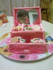 5th birthday - jewellery box
