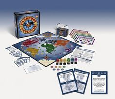 Amazon.com: Passport To Culture® Game: Toys & Games