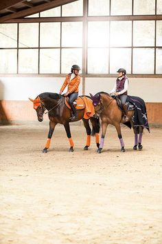 Matchy matchy only works for Europeans with nice warmbloods... They're doing something right