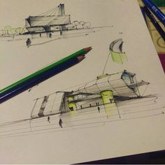 A leading platform for architecture sketchs. mention @arch_more in your work and we shall publish it if it's good enough. Our youtube channel⬇️⬇️⬇️