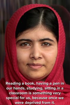 The Most Inspiring Quotes From Malala Yousafzai's BBC Interview