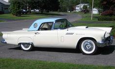 1957 T-Bird.