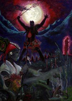 Yoruba Orishas Art 1000+ images about Ele...