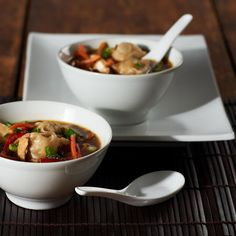 Pork Wonton Soup