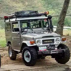 Nicely Done FJ40 Trail Ready Rig Toyota Land Cruiser 4x4