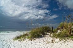 White Sands, Blue Skies by David Pope on 500px