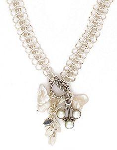 1189-TNv2 necklace from Desert Heart Jewelry