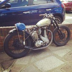 BSA   Bobber Inspiration - Bobbers and Custom Motorcycles   theroadyeah September 2014