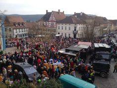 Fasching in Kronach (2/6)