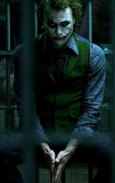 This is true - Be Batman - Ideas of Be Batman - I may be a hardcore Marvel fan but only a idiot would say this is not true because this Joker can never be replicated Joker Cartoon, Joker Batman, Joker Art, Joker Clown, Gotham Batman, Batman Art, Batman Robin, Joker Heath, Der Joker