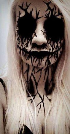 Halloween makeup // Halloween Inspiration 2016