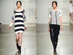 ASIAN MODELS BLOG: New York Fashion Week, Spring/Summer 2014: Friday, September 6, 2014