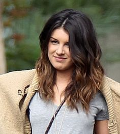 want my hair like this..ombre!
