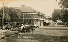Old Photos, Vintage Photos, Philippine Architecture, Filipino Culture, Public, Explore, Cities, History, Street