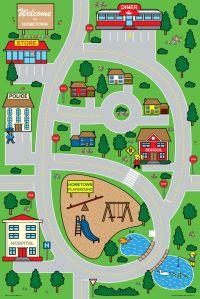 playtown mats