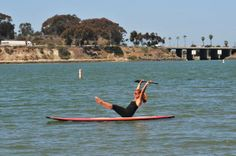 Get on Board with SUP Fitness. #GetOutsideSD