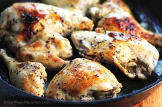 This Coconut Milk Baked Chicken Recipe is quick, and easy which makes it perfect for a weeknight meal.
