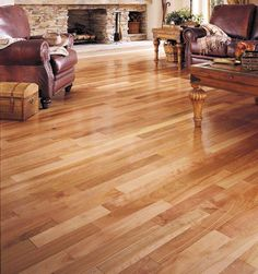 Learn about the different types of flooring materials. Compare hardwood, laminate, and vinyl flooring products offered by selected flooring suppliers. Flooring Store, Best Flooring, Types Of Flooring, Flooring Ideas, Flooring Options, Maple Hardwood Floors, Hardwood Floor Colors, Engineered Hardwood, Wood Colors