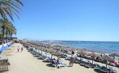 Marbella Summer Holiday Beach View Sea