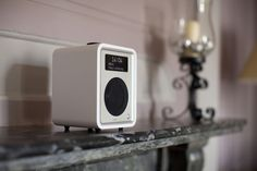 Ruark Audio R1 MK3 radio, a true design piece sure to enhance any room. Available through selected high end retailers.
