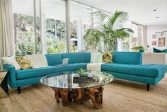 The Monroe 3pc Sectional From Kyle Schuneman CHOICE OF FABRICS